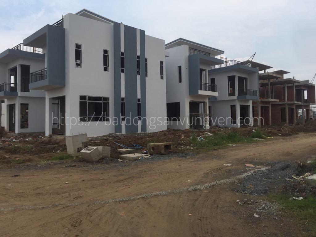 Các dự nhà ở mới tại TP HCM