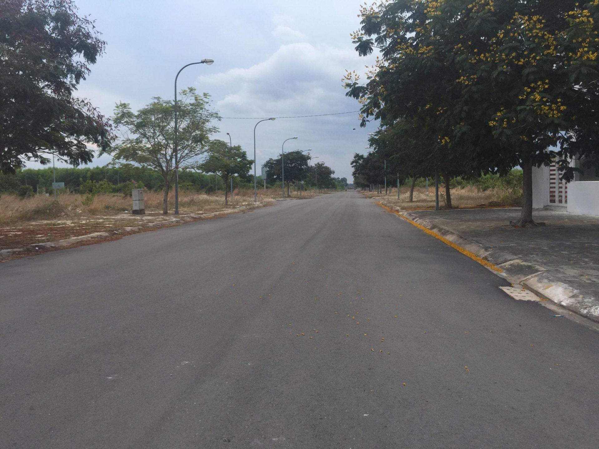 đất dự án Nhơn trạch